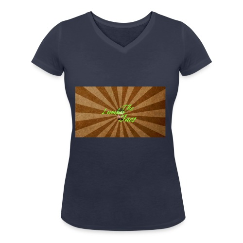 THELUMBERJACKS - Women's Organic V-Neck T-Shirt by Stanley & Stella