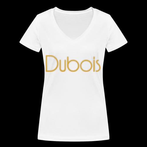 Dubois - Vrouwen bio T-shirt met V-hals van Stanley & Stella