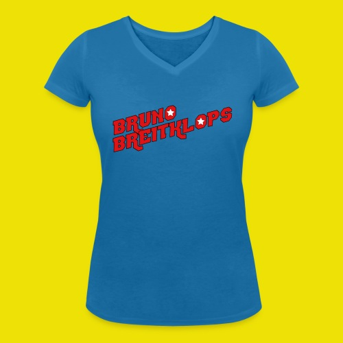 Goudanautin - Frauen Bio-T-Shirt mit V-Ausschnitt von Stanley & Stella