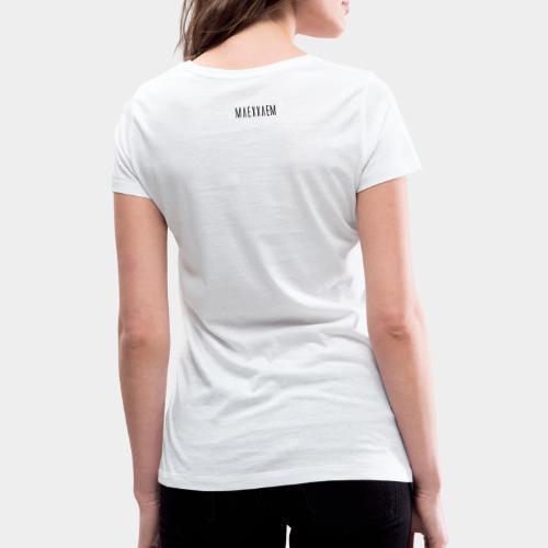 Maexxaem - Frauen Bio-T-Shirt mit V-Ausschnitt von Stanley & Stella