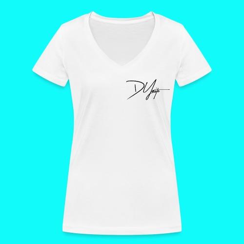 DyMite png - Frauen Bio-T-Shirt mit V-Ausschnitt von Stanley & Stella
