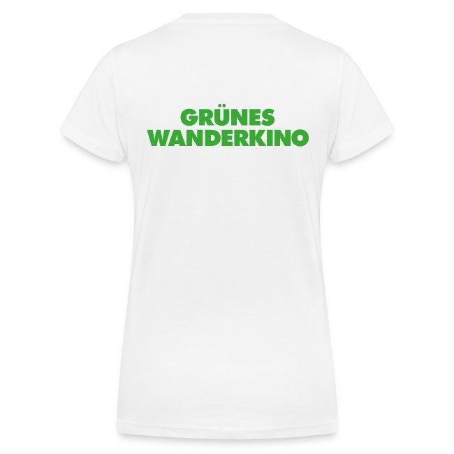 GRÜNES WANDERKINO grün