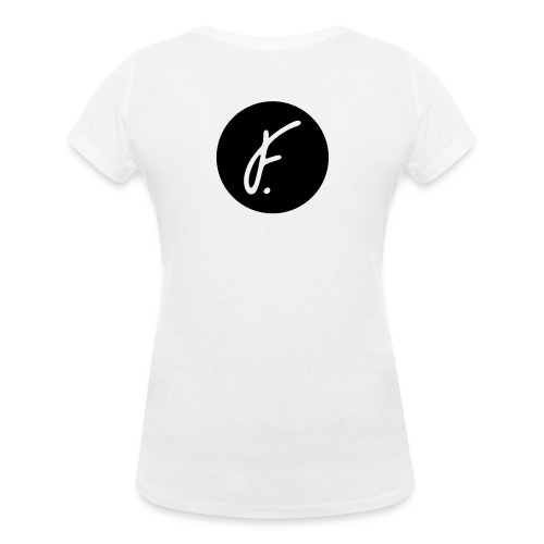 Field signet - Frauen Bio-T-Shirt mit V-Ausschnitt von Stanley & Stella