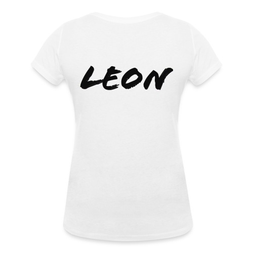 Leon - T-shirt bio col V Stanley & Stella Femme