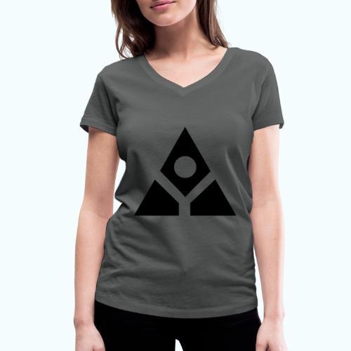 Trinity - Women's Organic V-Neck T-Shirt by Stanley & Stella