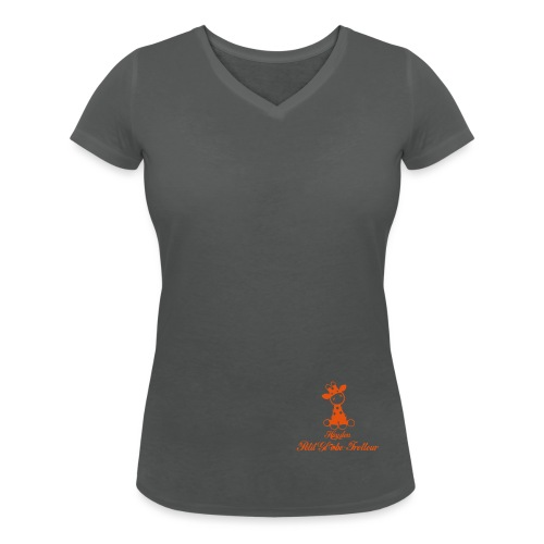 Hayden petit globe trotteur - T-shirt bio col V Stanley & Stella Femme