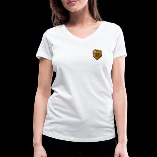 Ritter-Fest Kufstein - Official Merch by DOC - Frauen Bio-T-Shirt mit V-Ausschnitt von Stanley & Stella
