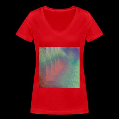 Rising sun - Frauen Bio-T-Shirt mit V-Ausschnitt von Stanley & Stella