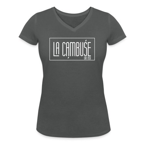 typo - T-shirt bio col V Stanley & Stella Femme