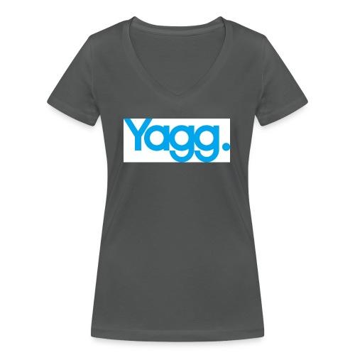 yagglogorvb - T-shirt bio col V Stanley & Stella Femme