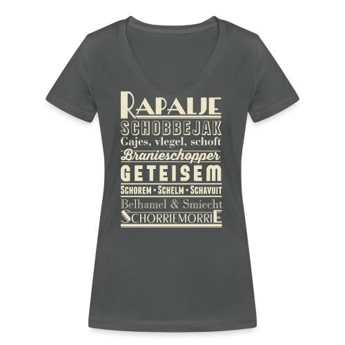 Rapalje - Vrouwen bio T-shirt met V-hals van Stanley & Stella