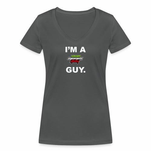 I'm a WMItaly guy! - T-shirt ecologica da donna con scollo a V di Stanley & Stella