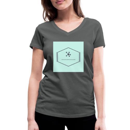 Ich bin nicht so dumm wie du aussiehst - Frauen Bio-T-Shirt mit V-Ausschnitt von Stanley & Stella