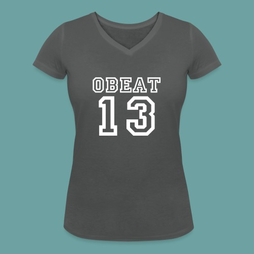 Obeat Limited Edition - Vrouwen bio T-shirt met V-hals van Stanley & Stella