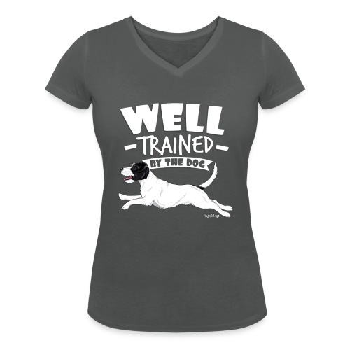 parsonwell3 - Women's Organic V-Neck T-Shirt by Stanley & Stella