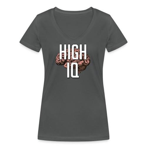 XpHighIQ - T-shirt bio col V Stanley & Stella Femme