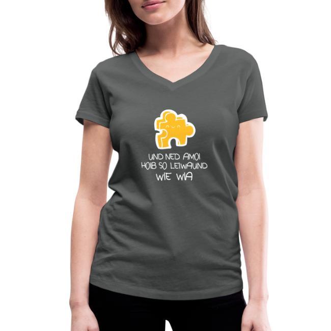 Vorschau: beste freind - Frauen Bio-T-Shirt mit V-Ausschnitt von Stanley & Stella
