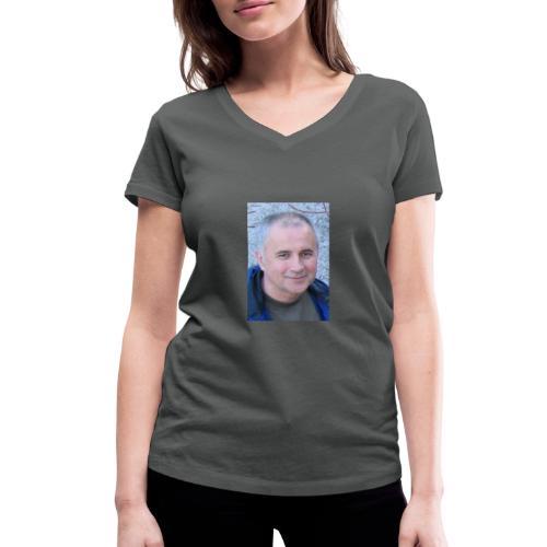 tibor csikos - Ekologisk T-shirt med V-ringning dam från Stanley & Stella