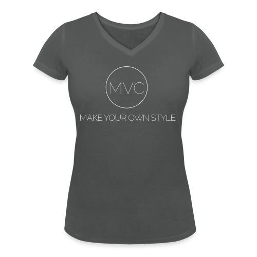 Text O Matic 2016 4 27 19 36 54 High 2 png - Vrouwen bio T-shirt met V-hals van Stanley & Stella
