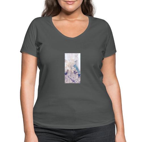 cbbe77bace48f38f4b76a3517b0a33aa - T-shirt ecologica da donna con scollo a V di Stanley & Stella