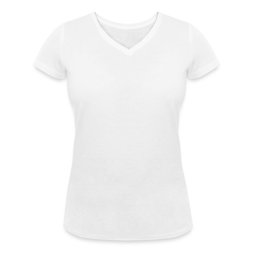 Swag White - Vrouwen bio T-shirt met V-hals van Stanley & Stella