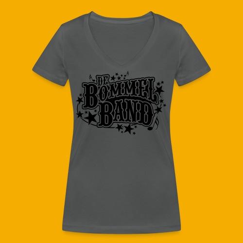 bb logo - Vrouwen bio T-shirt met V-hals van Stanley & Stella