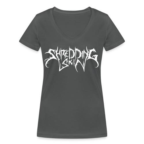 logo - Women's Organic V-Neck T-Shirt by Stanley & Stella
