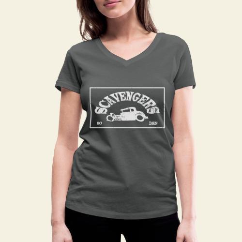 scavengers1 - Økologisk Stanley & Stella T-shirt med V-udskæring til damer