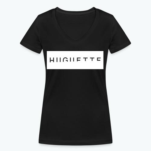 Huguette - T-shirt bio col V Stanley & Stella Femme