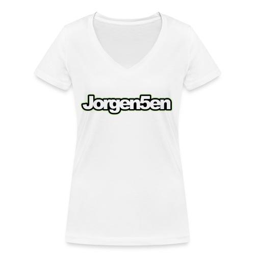 tshirt - Økologisk Stanley & Stella T-shirt med V-udskæring til damer
