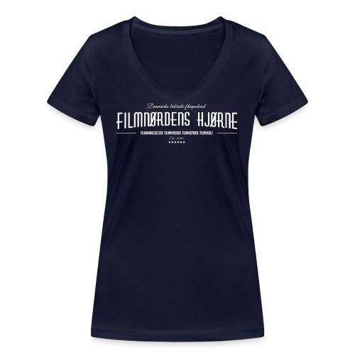 FH Label 1 smaller - Økologisk Stanley & Stella T-shirt med V-udskæring til damer
