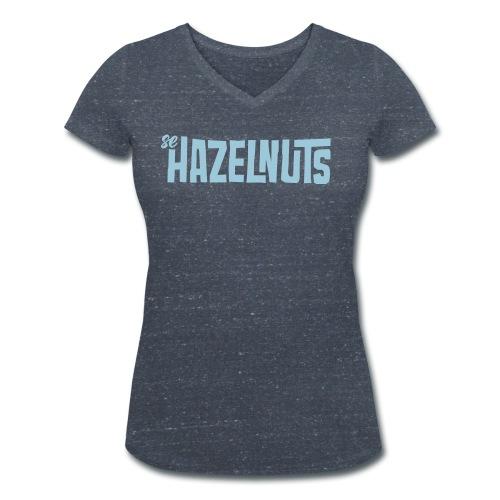 se Hazelnuts 1 - Frauen Bio-T-Shirt mit V-Ausschnitt von Stanley & Stella