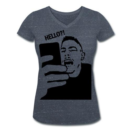 transparent png - Frauen Bio-T-Shirt mit V-Ausschnitt von Stanley & Stella