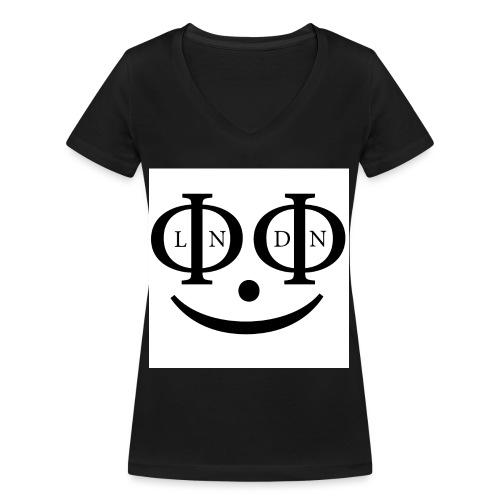 Φ jpg - Frauen Bio-T-Shirt mit V-Ausschnitt von Stanley & Stella