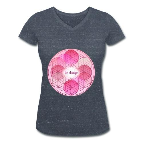 IMG_20160321_173132 - Frauen Bio-T-Shirt mit V-Ausschnitt von Stanley & Stella