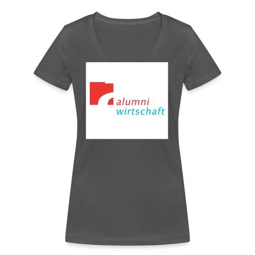 Alumni Logo Idee jpg - Frauen Bio-T-Shirt mit V-Ausschnitt von Stanley & Stella
