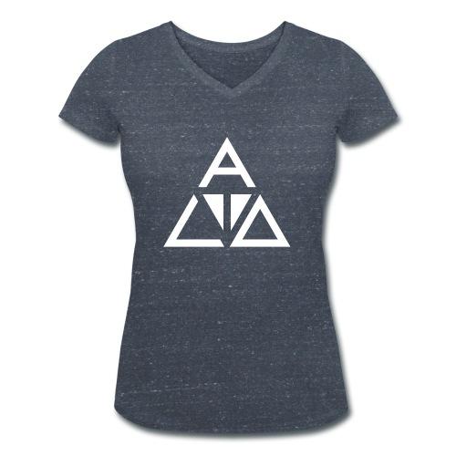 Acid Shirt png - Vrouwen bio T-shirt met V-hals van Stanley & Stella