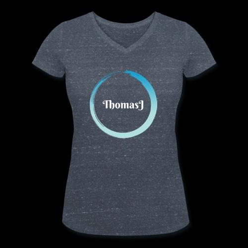 ThomasJ 2018 Deluxe Edition - T-shirt ecologica da donna con scollo a V di Stanley & Stella