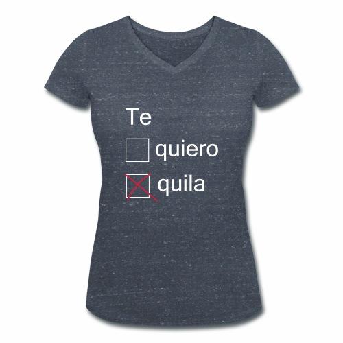 tequila - T-shirt bio col V Stanley & Stella Femme