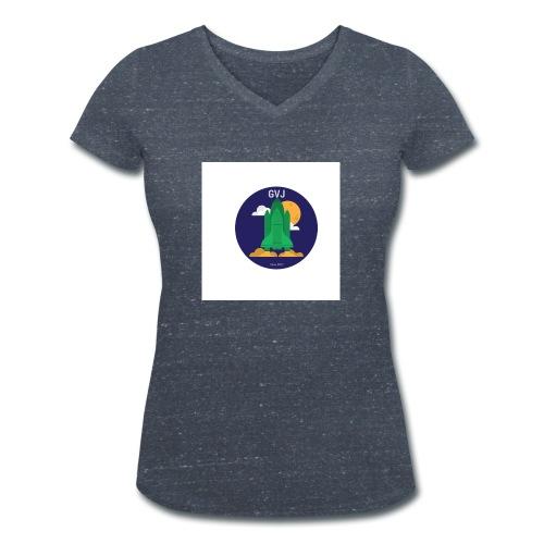 ESTABLISHED 1856 - T-shirt bio col V Stanley & Stella Femme