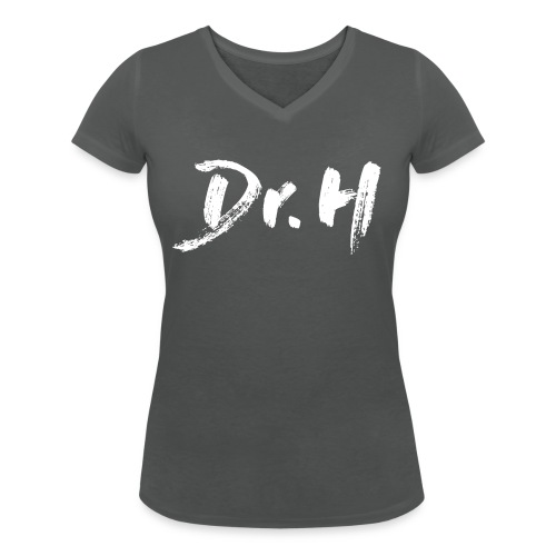 Sweat enfant Docteur H - T-shirt bio col V Stanley & Stella Femme