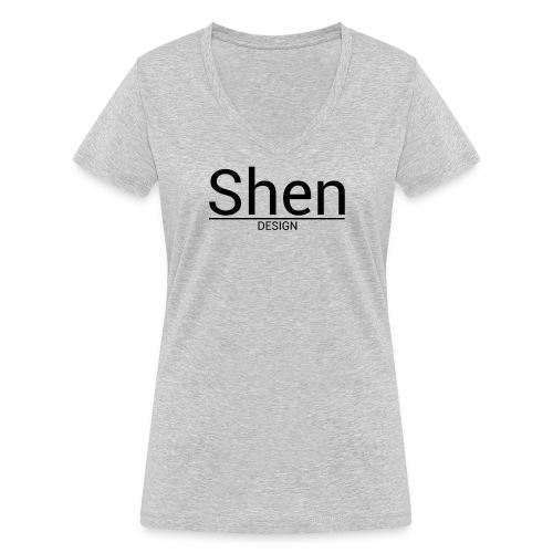 Shen' Design - T-shirt bio col V Stanley & Stella Femme