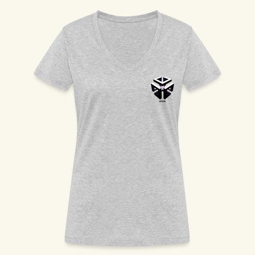 unvrs Cubis - Frauen Bio-T-Shirt mit V-Ausschnitt von Stanley & Stella