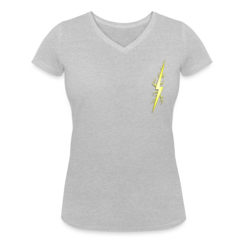 EXTREME COLLECTION- EVERDAY WEAR - Women's Organic V-Neck T-Shirt by Stanley & Stella