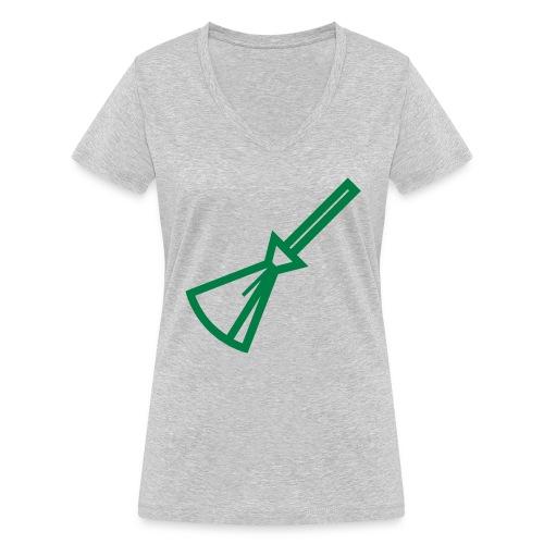 Balais Balais Wiccan Wicca ! - T-shirt bio col V Stanley & Stella Femme