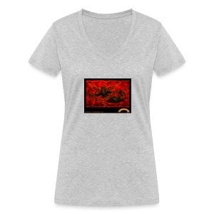 destiny - T-shirt bio col V Stanley & Stella Femme