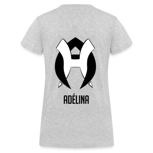 adelinabw - T-shirt bio col V Stanley & Stella Femme