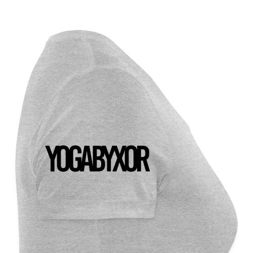 yogabyxor1 - Ekologisk T-shirt med V-ringning dam från Stanley & Stella