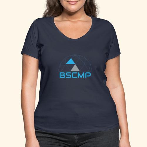 BSCMP - Vrouwen bio T-shirt met V-hals van Stanley & Stella
