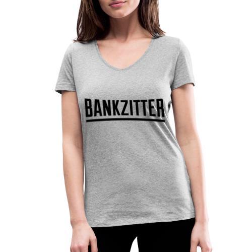 bankzitter - T-shirt bio col V Stanley & Stella Femme